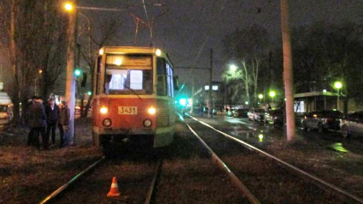 В Нижнем Новгороде трамвай насмерть сбил женщину