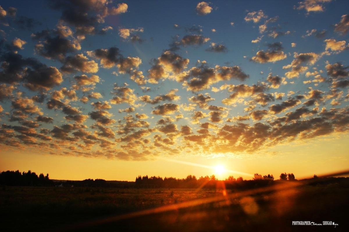 Прогноз погоды: в выходные в Нижнем Новгороде будет облачно и сухо