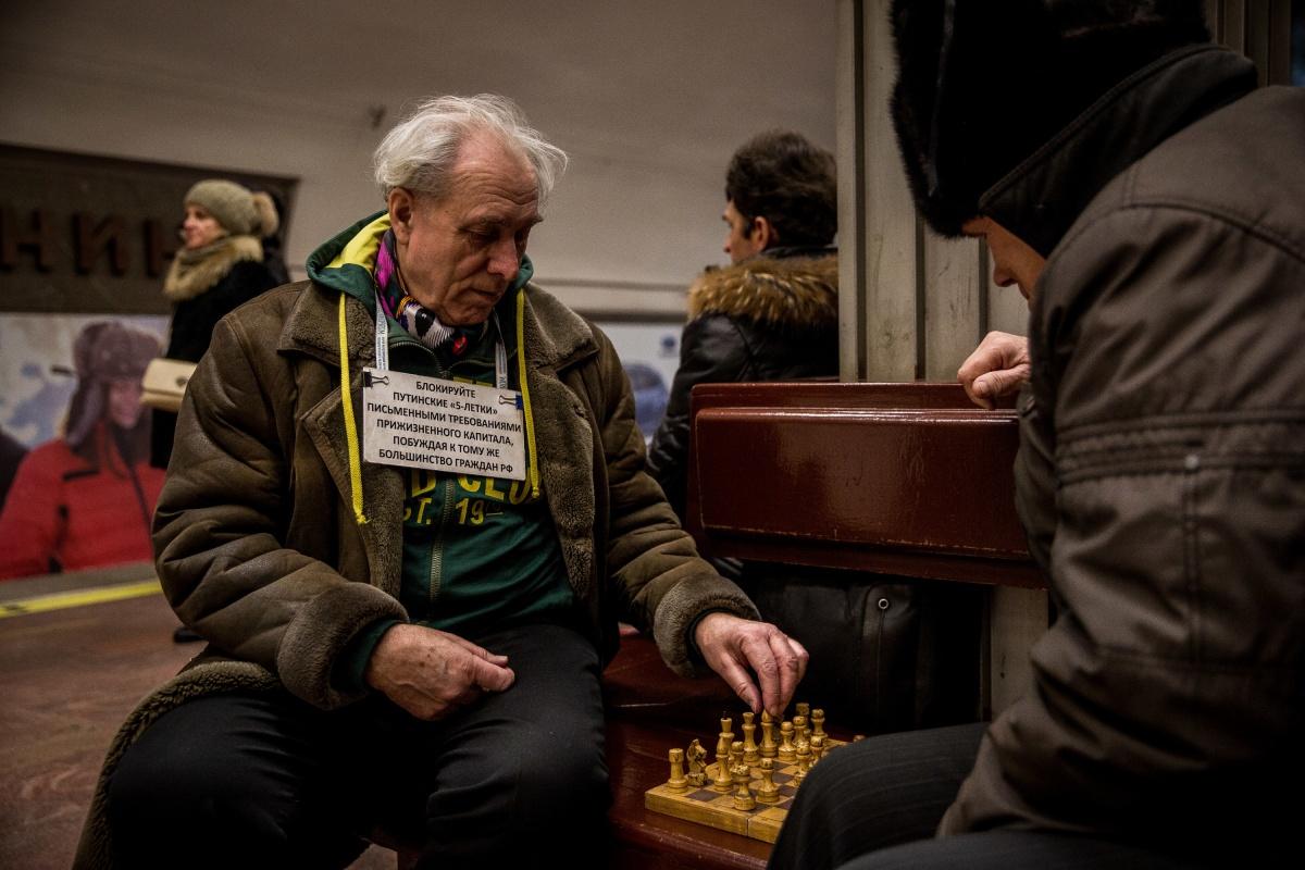 Юрию Мартыщенко 76 лет