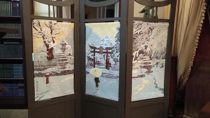 Известный иллюстратор из Ярославля открыл большую выставку в музее Москвы