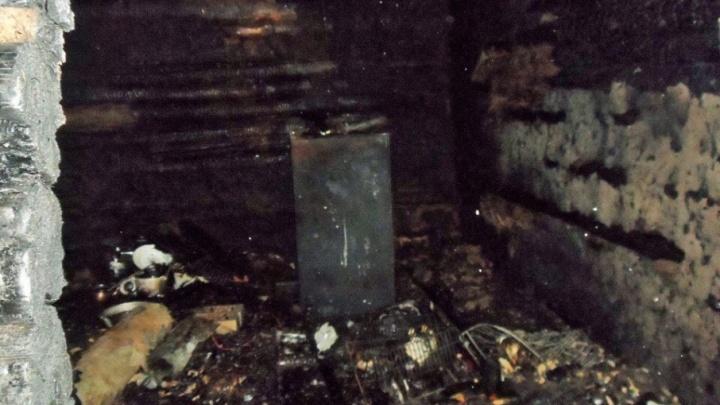 Хотел потушить сам: житель Башкирии получил ожоги, спасая дом от пожара