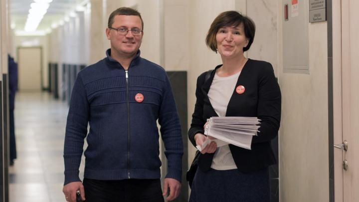 Северянам в третий раз отказали в референдуме против ввоза мусора в регион. Они снова подали заявку