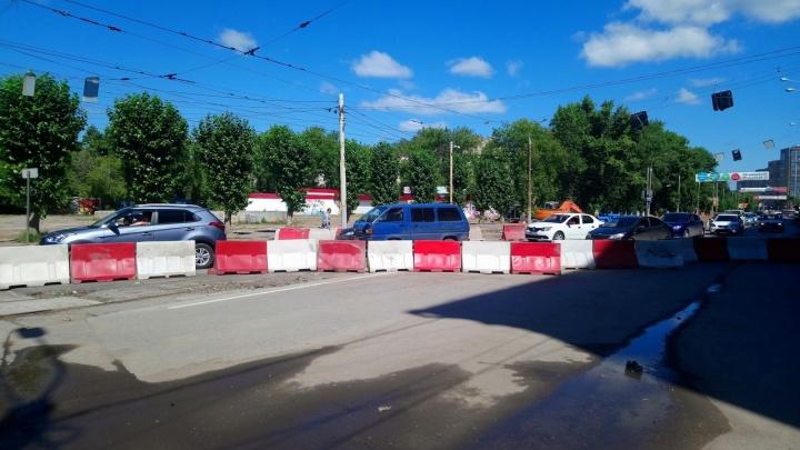 В Перми с 4 августа до середины осени закроют два квартала улицы Уральской