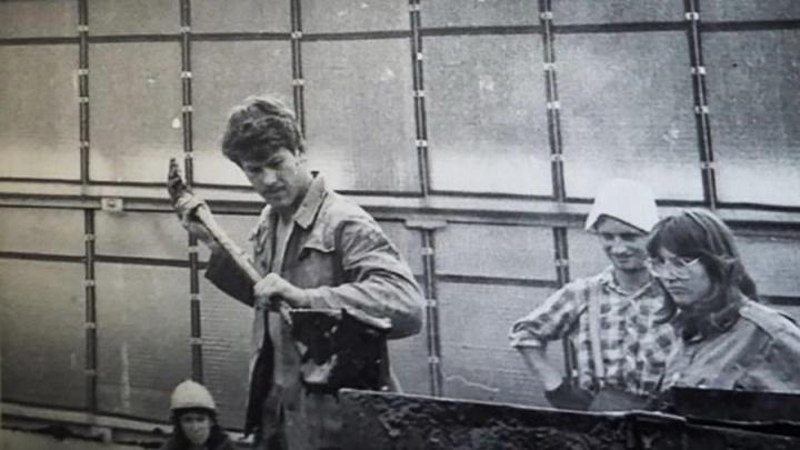 Глава Башкирии Радий Хабиров опубликовал эксклюзивные фотографии себя в юности