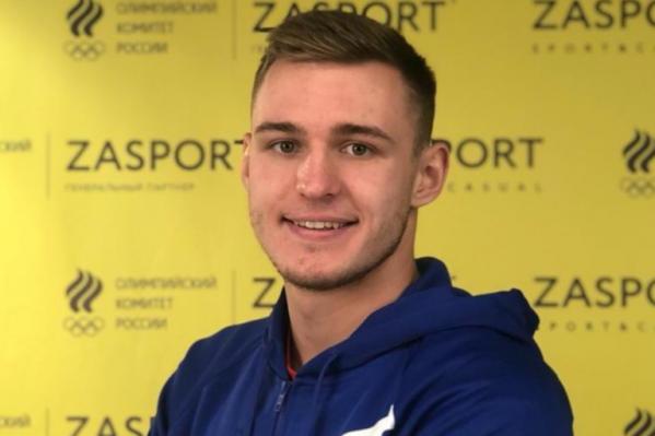 19-летний Даниил Марков сегодня один из самых успешных молодых пловцов Новосибирска