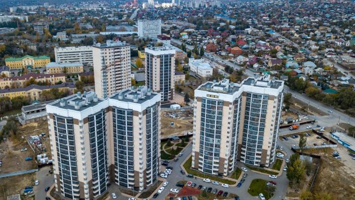 ЖК Grand Avenue: ваш личный мегаполис