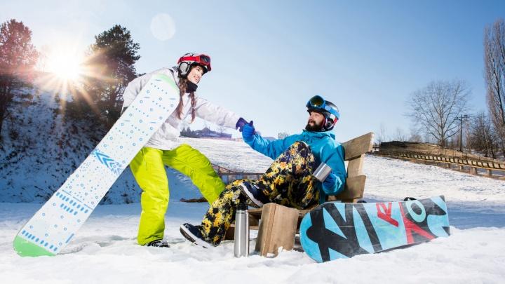 В Волгограде откроется первый горнолыжный курорт с искусственным снегом