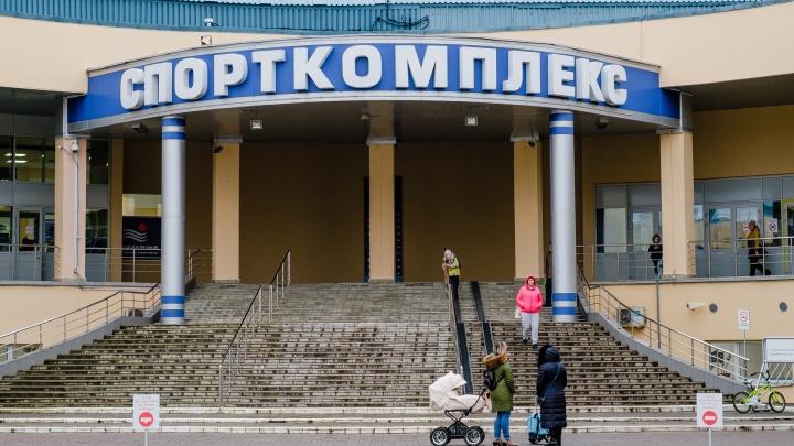 «Ушел по состоянию здоровья»: в спорткомплексе «Олимпия» сменился директор