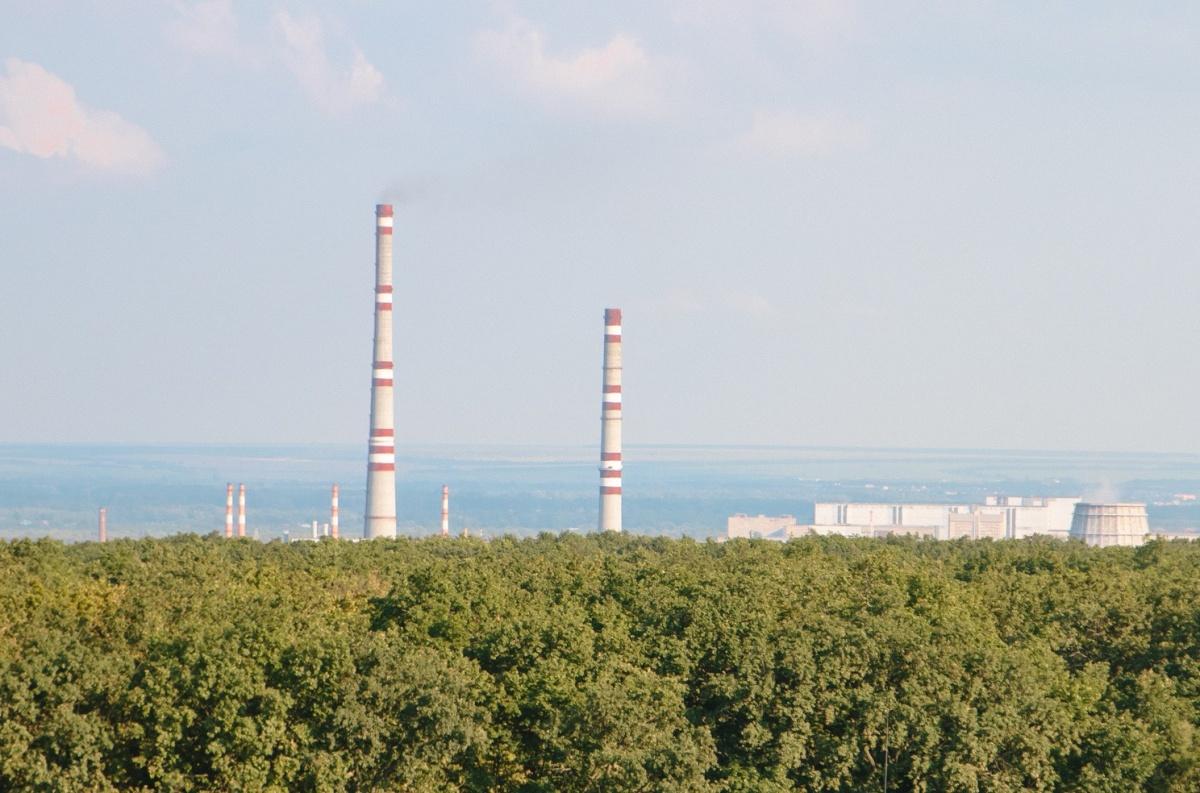 Безымянскую ТЭЦ ввели в эксплуатацию в1941 году для снабжения энергией 30 промышленных иоборонных заводов