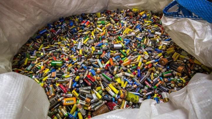 Убитые батарейки, градусники и старые ноутбуки южноуральцев отдадут атомной корпорации