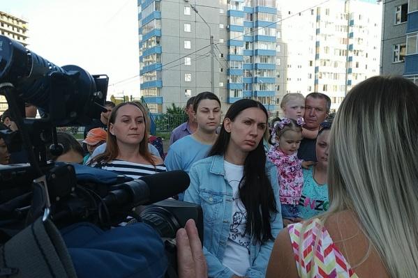Ксения Бессонова — автор обращения на прямую линию с президентом о точечной застройке «Солнечного» и недостатке школ