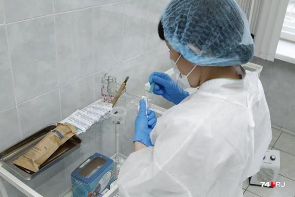 Ошибка произошла во время тестирования детей на туберкулёз