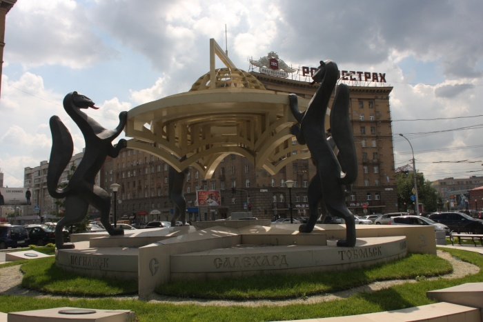 Соболя могут переехать из центра Новосибирска в Кольцово