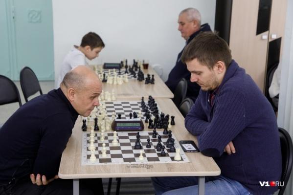 В следующий раз волгоградцы соберутся в шахматном клубе «Зенит»
