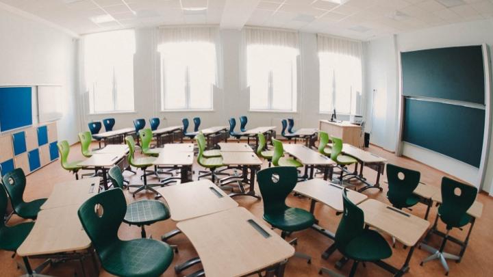 В Тюмени младшеклассникам отменили занятия в школе из-за мороза