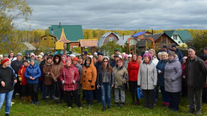 По примеру Шиеса: жители посёлков под Екатеринбургом выступили против строительства экотехнопарка