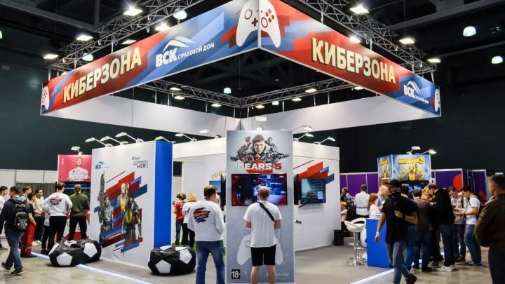 ВСК представила лучшие игровые новинки на выставке электроники «М.Видео Electronics Show 2019»