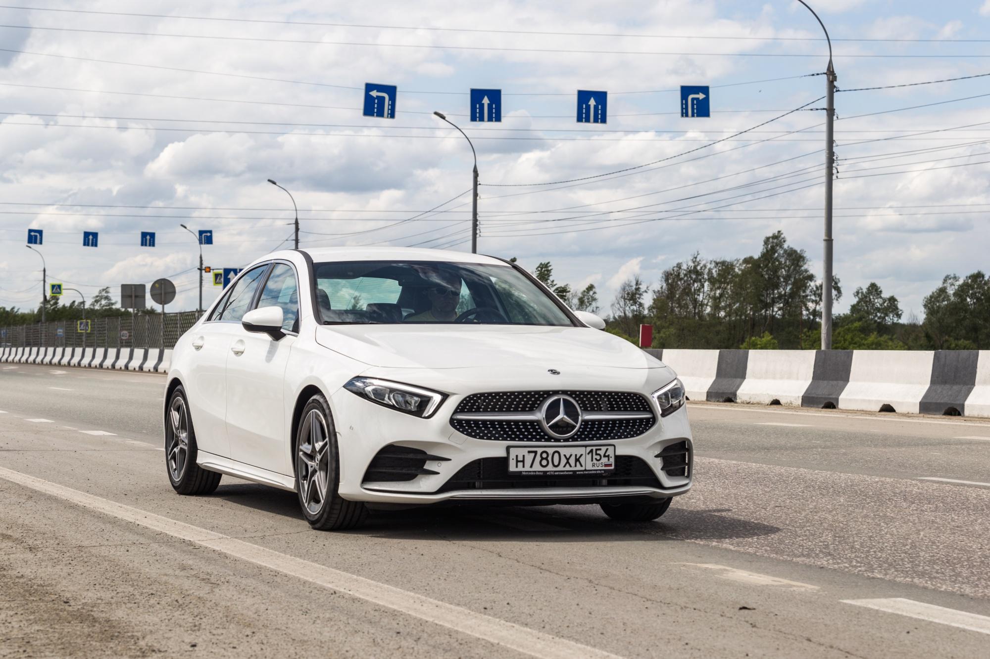 «Мерс» для начинающих: зачем «Тойота», когда новый «немец»-седан стоит меньше 2 миллионов