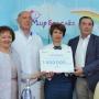 В детской больнице Нижнекамска прошла благотворительная акция банка ВТБ «Мир без слез»