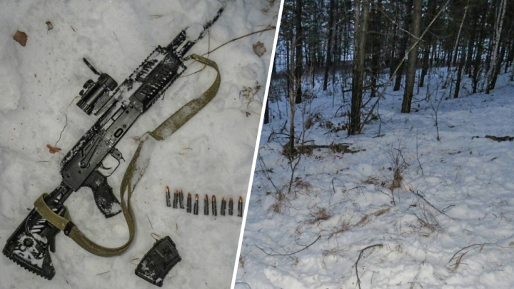 «На него бежал лось»: в Самарской области молодой охотник убил пенсионера в лесу