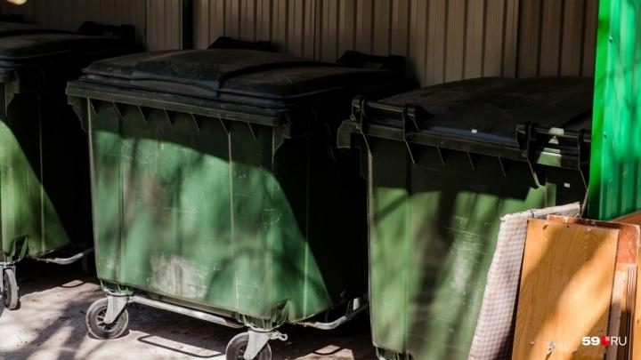 В Прикамье пересмотрят тариф за вывоз мусора