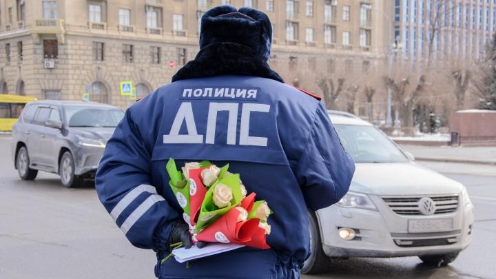 В рейд и в погоню: волгоградские инспекторы ДПС отмечают свой день