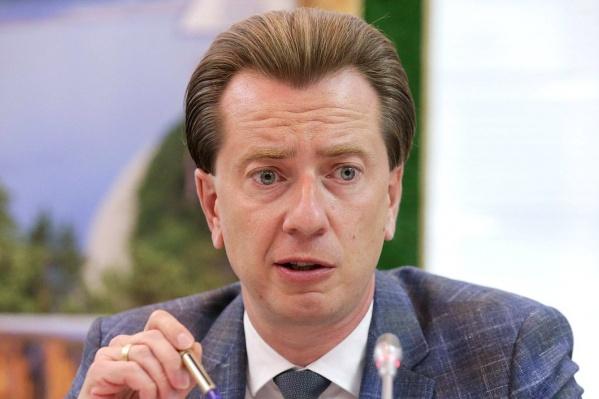 Владимир Бурматов возглавляет комитет по экологии в Госдуме