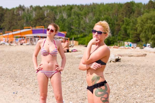 Теперь в Новосибирске сейчас разрешено купаться на пяти пляжах