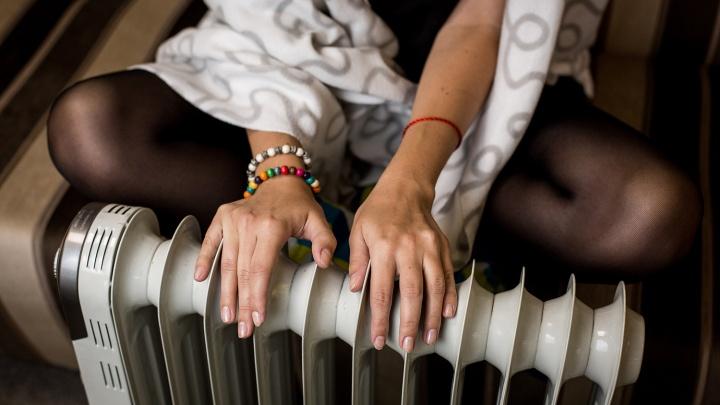 Около 70 домов на Богдашке остались без тепла и горячей воды