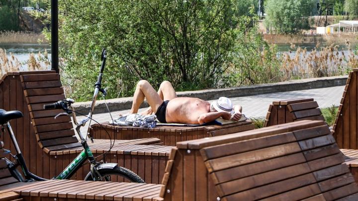 Включаем кондиционеры и запасаемся водой: жара до +31 °С придет в Нижегородскую область