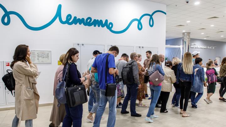 «Грозовые ворота»: Шереметьево отменил четыре рейса в Волгоград и ещё 12 городов