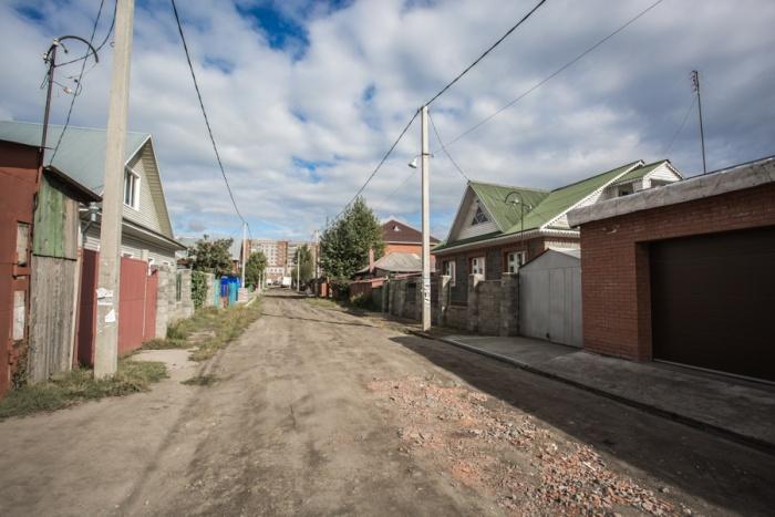 Новосибирцы бросились менять дешевеющие дома на квартиры
