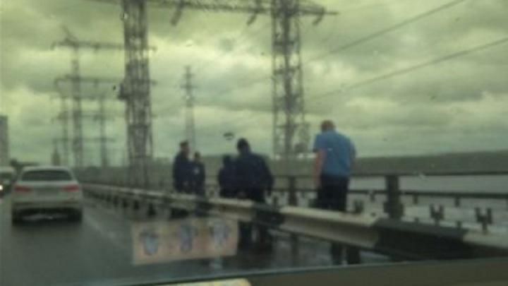 «Ей нечем было платить за жилье»: в Перми женщина попыталась спрыгнуть с Камской ГЭС