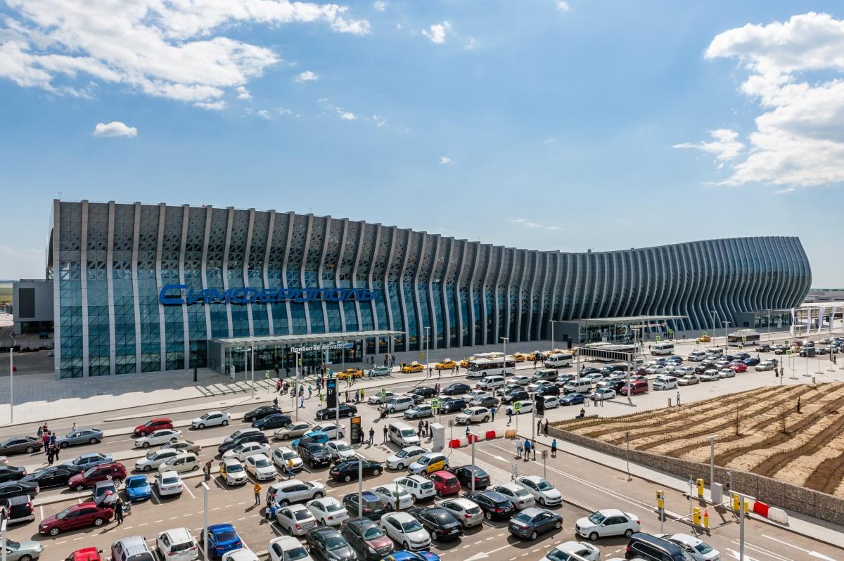 А так выглядит готовый новый терминал
