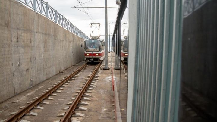 До «Самара Арены» пустят 70 «особо вместительных» трамваев и 20 автобусов