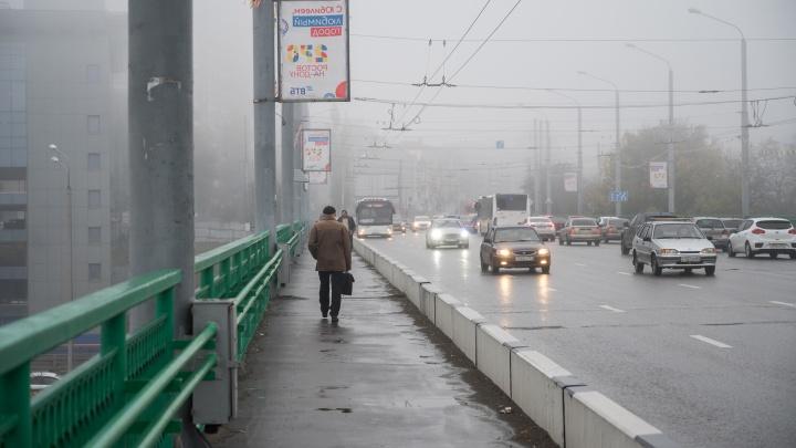 Держите дистанцию и отвлекитесь от смартфона: в Ростовской области обещают сильный туман
