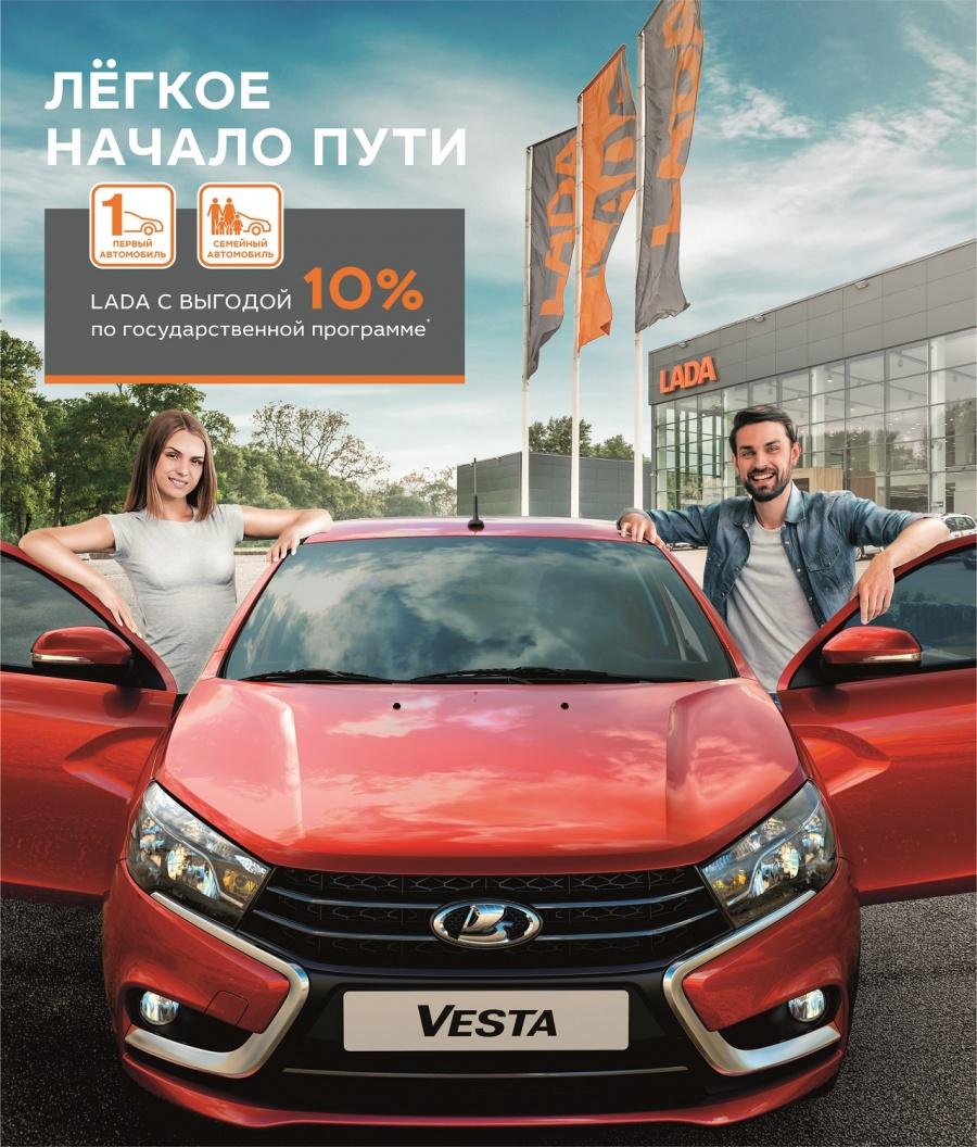«АвтоВАЗ» объявил остарте производства VestaSW иVestaSW Cross