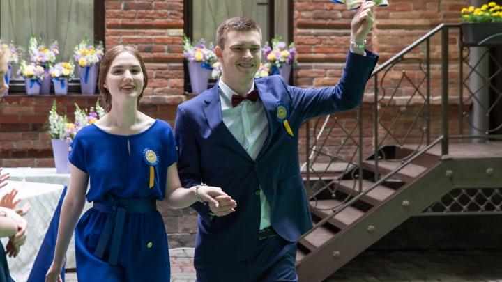 «Золотые» выпускники — 2019: медалисты «Лицея КЭО» стали студентами лучших вузов страны