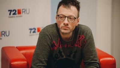 Глеб Самойлов в Тюмени: 13 вопросов музыканту о творчестве, новой группе и «Агате Кристи»