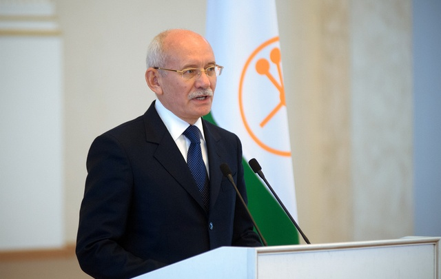 Глава Башкирии отрицает наличие конфликта с мэрией Уфы