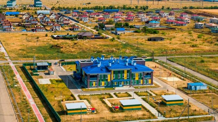Местная компания-инвестор открыла в Котельниково новый детский сад на 100 мест