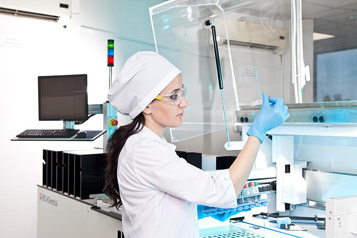 Результатам исследований «Гемотеста» доверяют все медицинские учреждения России