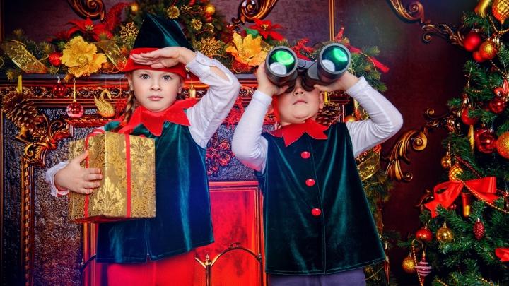Ёлки-2018:обзор детских праздников