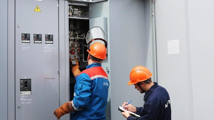 АО «РЭС» выполняет реконструкцию электросетей в интересах потребителей