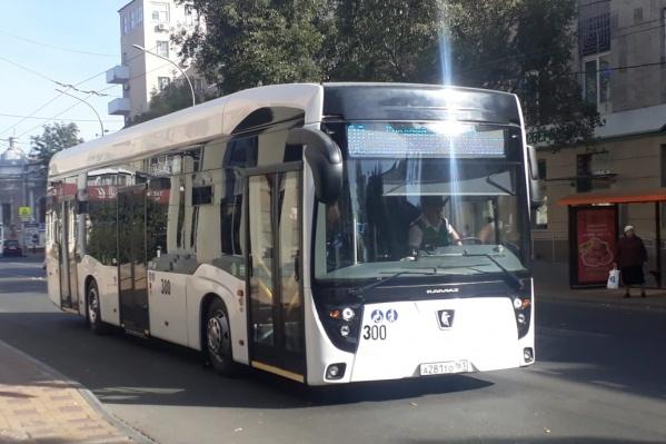 Сейчас электробус работает на маршруте №88 Главный ж.-д. вокзал — Исторический парк «Россия — моя история»