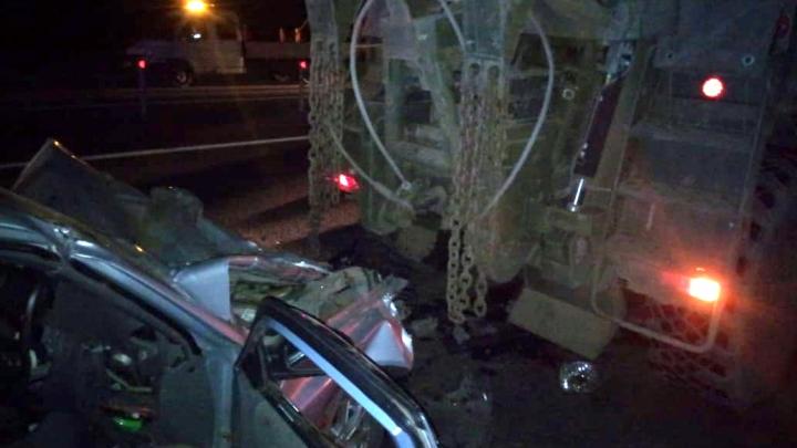 В ДТП в Неклиновском районе пострадали двое детей и взрослый