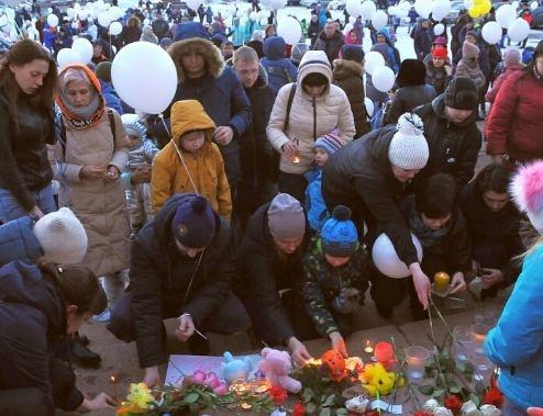«Помолитесь за этих людей»: как среди жертв кемеровского пожара опознали двух жительниц Подгорного