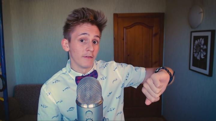 Школьник из Красноярска снял видео о биоритмах и претендует на премию от создателя Facebook