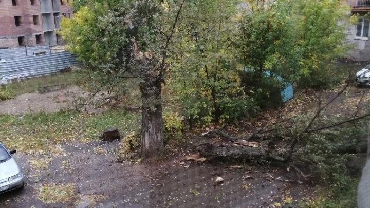 Жертвы урагана: публикуем список улиц, которые остались без газа и света в Самаре
