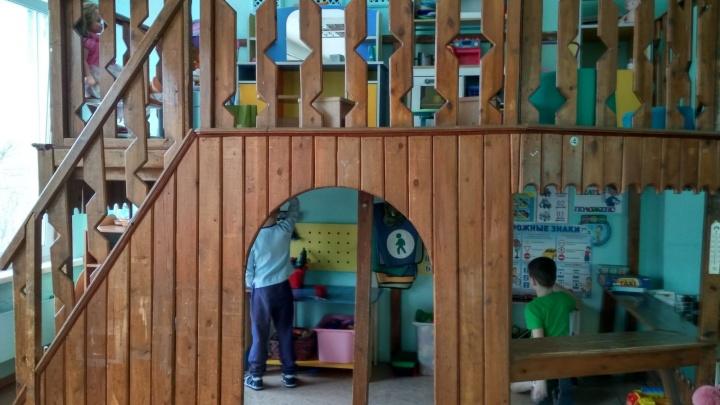 В детсадах Красноярска вошли в моду двухэтажные группы
